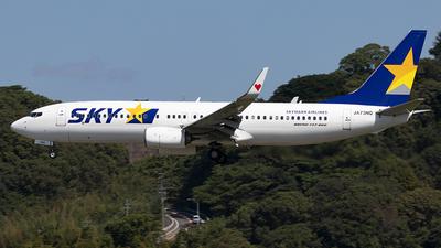 JA73NQ - Boeing 737-81D - Skymark Airlines