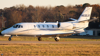 N832JS - Cessna 560XL Citation Excel - Private