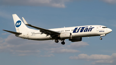 A picture of VQBJG - Boeing 7378AS - UTair - © Lacus