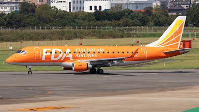 JA05FJ - Embraer 170-200STD - Fuji Dream Airlines