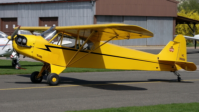 NC98689 - Piper J-3C-65 Cub - Private