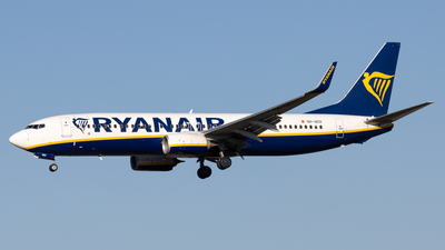 9H-QDX - Boeing 737-8AS - Ryanair (Malta Air)