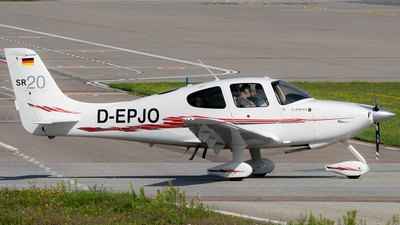 D-EPJO - Cirrus SR20-G3 - Private