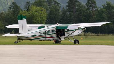 F-HBSF - Pilatus PC-6/B2-H4 Turbo Porter - Private