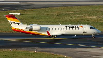 OE-LCF - Bombardier CRJ-200LR - Tyrolean Airways