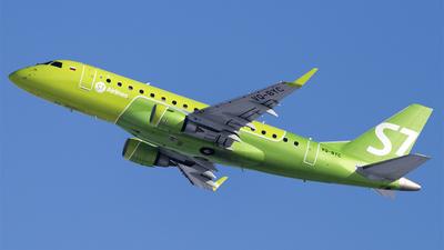 A picture of VQBYC - Embraer E170STD - S7 Airlines - © Faustasyan