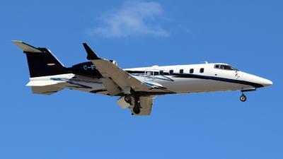 C-FJOL - Bombardier Learjet 60 - Flightpath Charter Airways