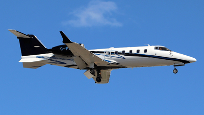 A picture of CFJOL - Learjet 60 - [60387] - © Guy Langlois