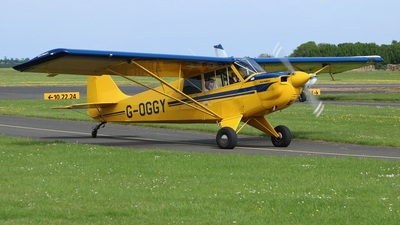 G-OGGY - Aviat A-1B Husky - Private