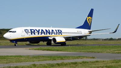 A picture of EIDCN - Boeing 7378AS - Ryanair - © Romain Salerno / Aeronantes Spotters