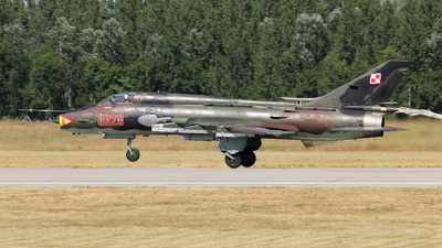 8920 - Sukhoi Su-22M4 Fitter K - Poland - Air Force
