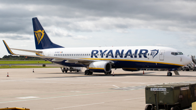 A picture of EIDCZ - Boeing 7378AS - Ryanair - © Jess Hall