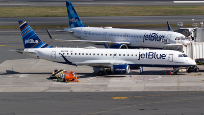 A picture of N249JB - Embraer E190AR - JetBlue Airways - © Bora Polater