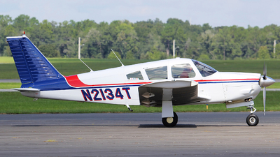 N2134T - Piper PA-28R-200 Cherokee Arrow B - Private