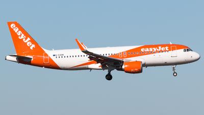 G-EZON - Airbus A320-214 - easyJet