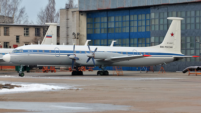 RF-95677 - Ilyushin IL-22M Bizon - Russia - Air Force