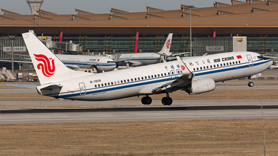 B-1909 - Boeing 737-89L - Air China