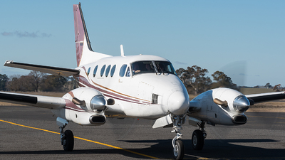 VH-KQB - Beechcraft A90 King Air - Private