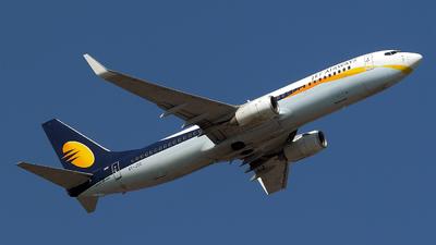 VT-JTC - Boeing 737-8BK - Jet Airways