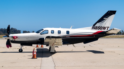 N850WT - Socata TBM-850 - Private