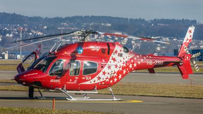 HB-ZSU - Bell 429 Global Ranger - Air Zermatt