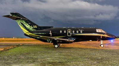 PR-LUG - Raytheon Hawker 800XP - Líder Táxi Aéreo
