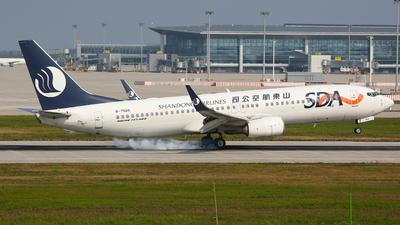 B-7566 - Boeing 737-85N - Shandong Airlines