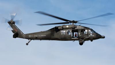 A picture of FAC4136 - Sikorsky UH60L Black Hawk -  - © Alex Rivera