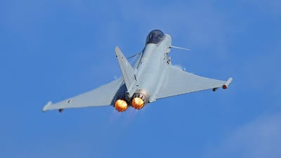 30-07 - Eurofighter Typhoon EF2000 - Germany - Air Force