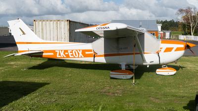 ZK-EOX - Cessna 172N Skyhawk II - Ardmore Flying School