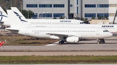 A picture of SXDVU - Airbus A320232 - [3753] - © Oksana