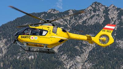 OE-XEZ - Eurocopter EC 135T3 - Christophorus Flugrettungsverein (ÖAMTC)