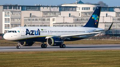 F-WWBI - Airbus A320-251N - Azul Linhas Aéreas Brasileiras