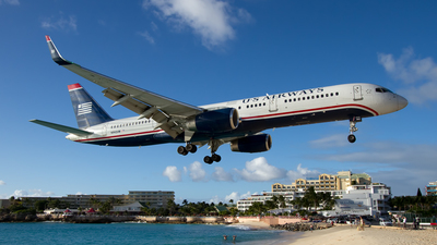N942UW - Boeing 757-2B7 - US Airways