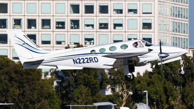 N222RD - Cessna 340A - Private