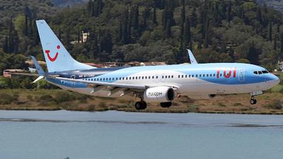 G-TAWX - Boeing 737-8K5 - TUI