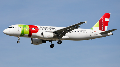 A picture of CSTNH - Airbus A320214 - TAP Air Portugal - © Marvin Knitl