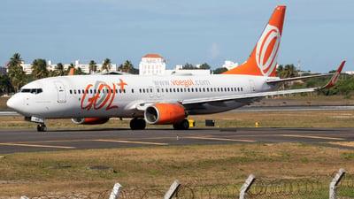 A picture of PRGUE - Boeing 7378EH - GOL Linhas Aereas - © Henrique Pessoa