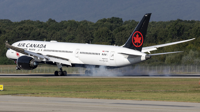 A picture of CFVND - Boeing 7879 Dreamliner - Air Canada - © Dranob