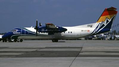 OE-LTI - Bombardier Dash 8-Q314 - Tyrolean Airways