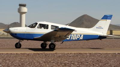 N918PA - Piper PA-28-181 Archer III - Private