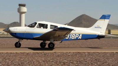 A picture of N918PA - Piper PA28181 - [2843307] - © Jeremy D. Dando