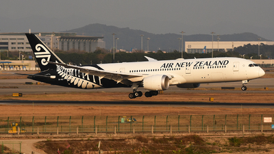 ZK-NZF - Boeing 787-9 Dreamliner - Air New Zealand