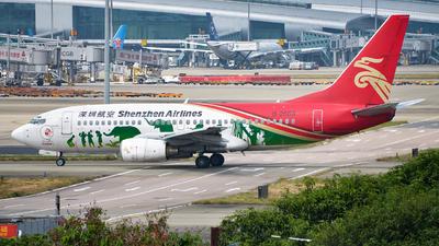 B-2669 - Boeing 737-77L - Shenzhen Airlines