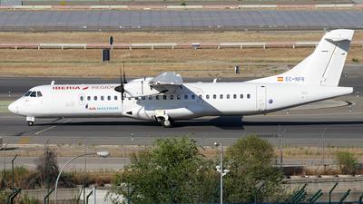 A picture of ECNFR - ATR 72600 - Iberia - © Alfonso Solis
