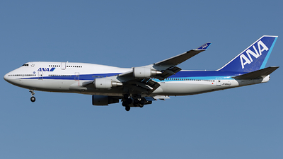 JA8962 - Boeing 747-481 - All Nippon Airways (ANA)