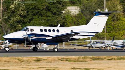 N207HB - Beechcraft B200 Super King Air - United States - Washington State Department of Transportation (WSDOT)