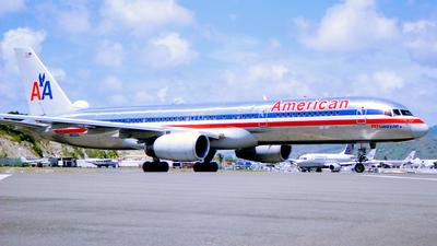 N640A - Boeing 757-223 - American Airlines