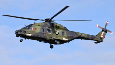 79-21 - NH Industries NH-90TTT - Germany - Army