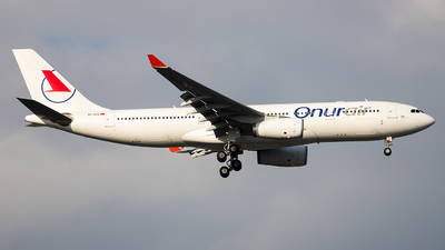 TC-OCL - Airbus A330-243 - Onur Air